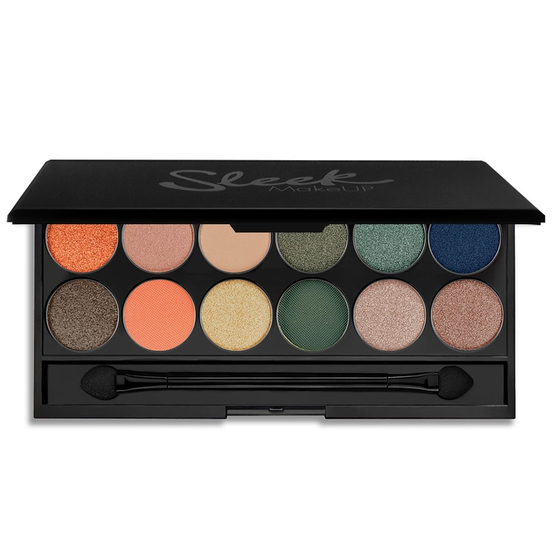 Paleta farduri SLEEK MakeUP i Divine Eyeshadow Palette On The Horizon 12x0.8 gr