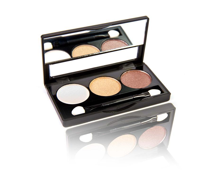 Paleta De Farduri Cu 3 Nuante Just Cosmetics Nr 29