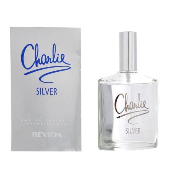 Parfum REVLON Charlie Eau De Toilette 50ml - SILVER