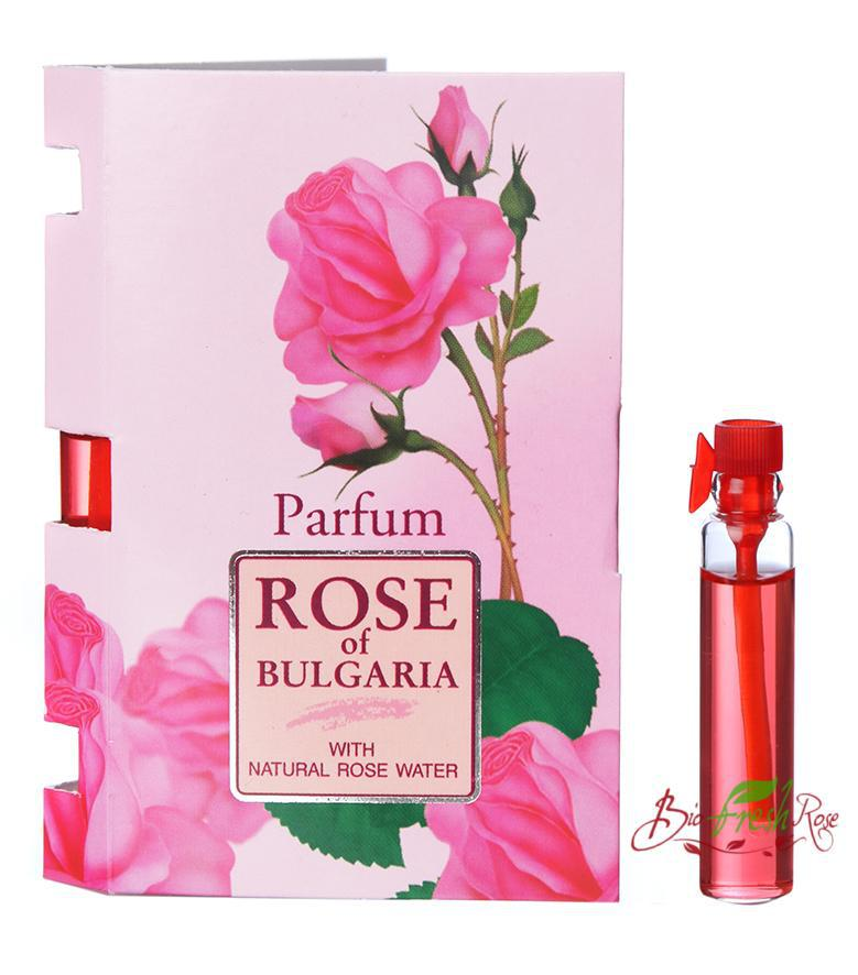 Apa De Parfum De Trandafir Bulgaresc Rose Of Bulgaria - 2.1 Ml