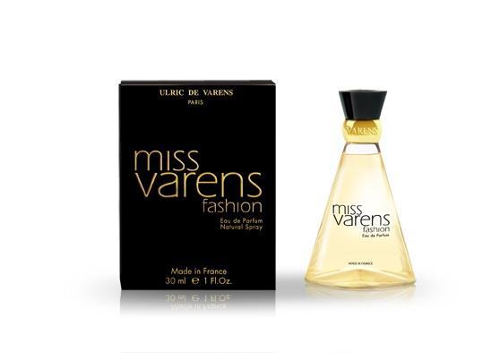 Apa de Parfum Ulric de Varens Miss Varens Fashion 30ml
