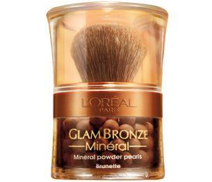 Perle Bronzante Loreal Glam Bronze Minerals - 102