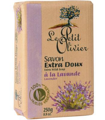 Sapun 100% Vegetal Lavanda Le Petit Olivier