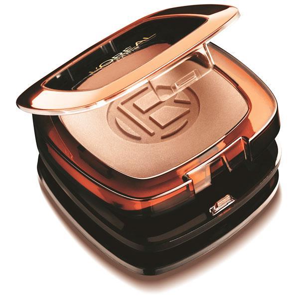 Pudra Bronzanta Cu Efect Mat Loreal Glam Bronze -