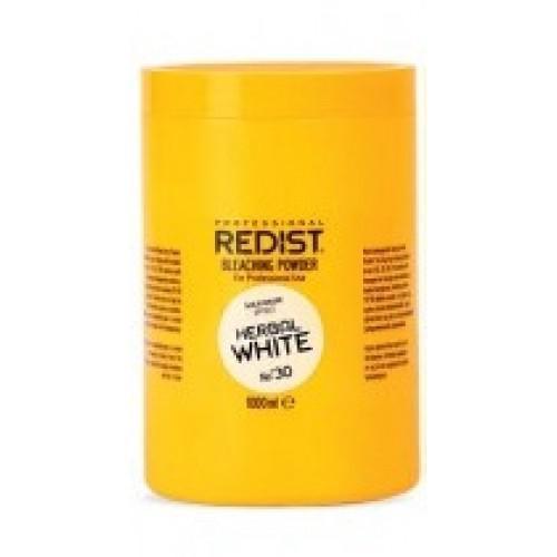Pudra Decoloranta Profesionala Redist White - 1000 gr