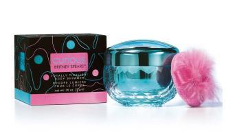 Pudra Iluminatoare Britney Spears Curious Body Shimmer