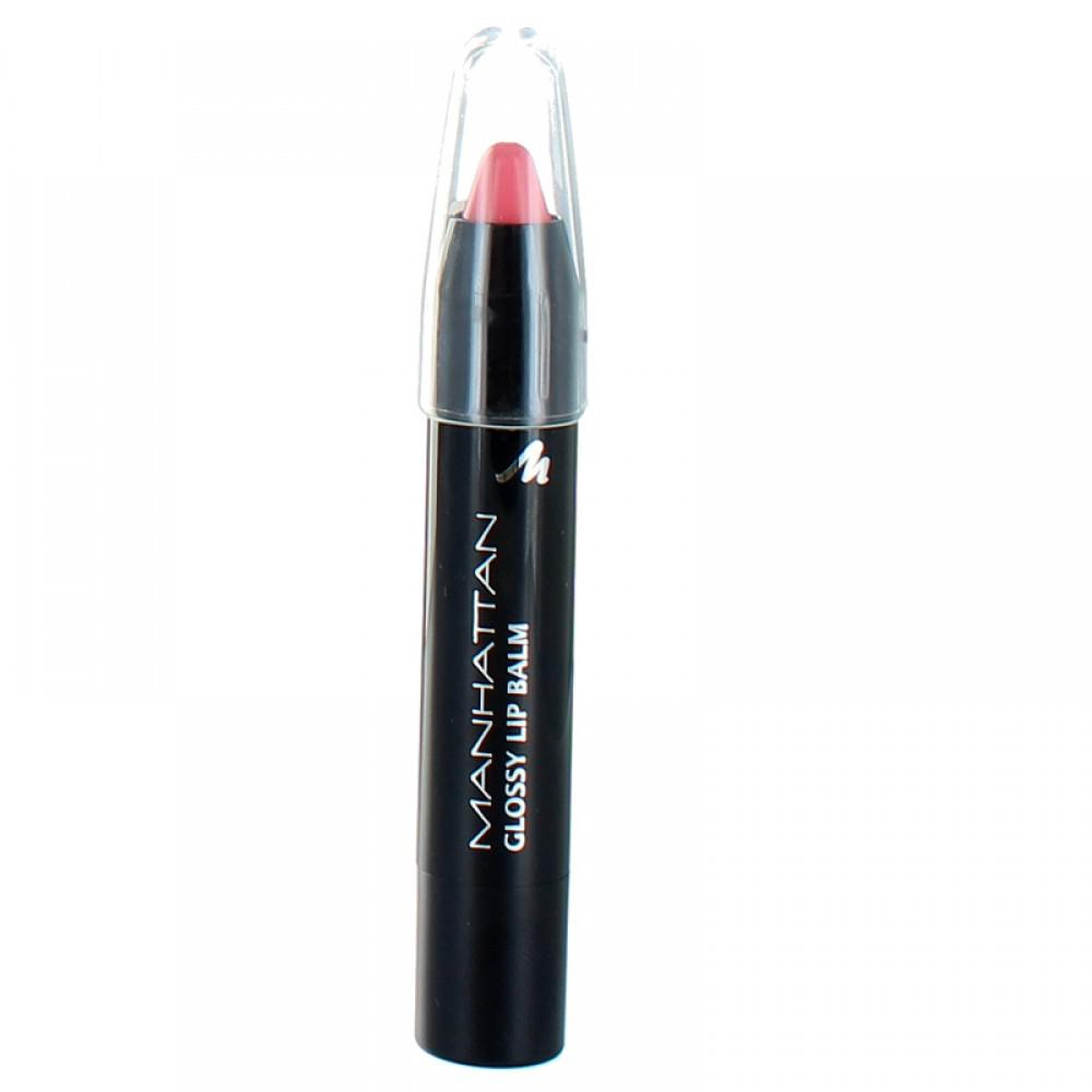 Ruj Carioca Manhattan Glossy Lip Balm - 40d Sweet&naughty