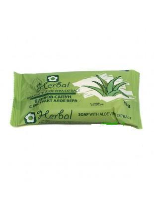 Sapun 100% Natural Herbal Cu Extract De Aloe Vera - 75 Ml