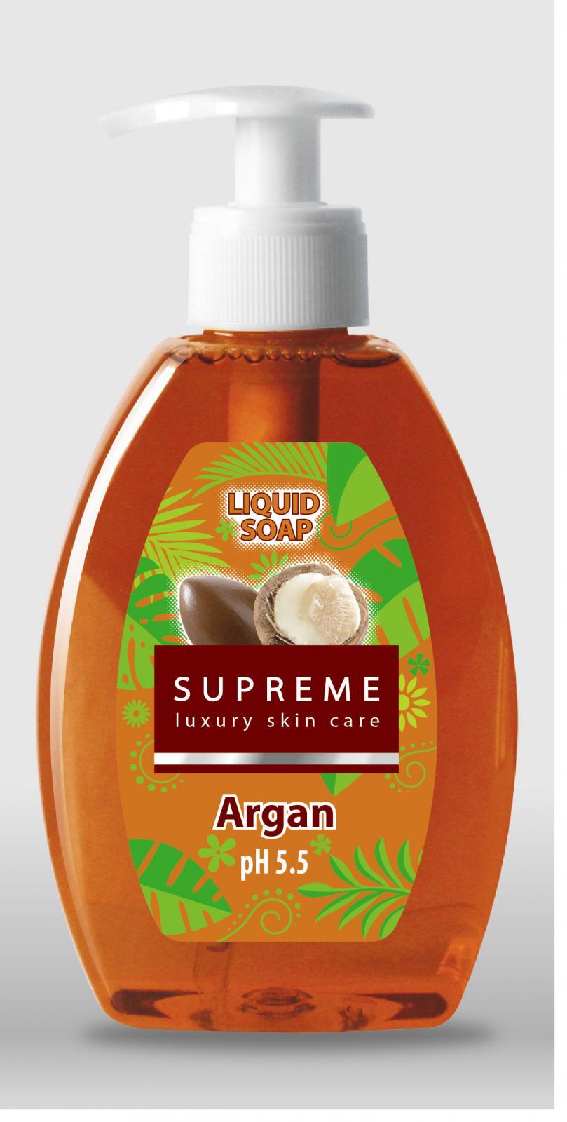 Sapun Lichid Cu Ulei De Argan Supreme - 300 Ml