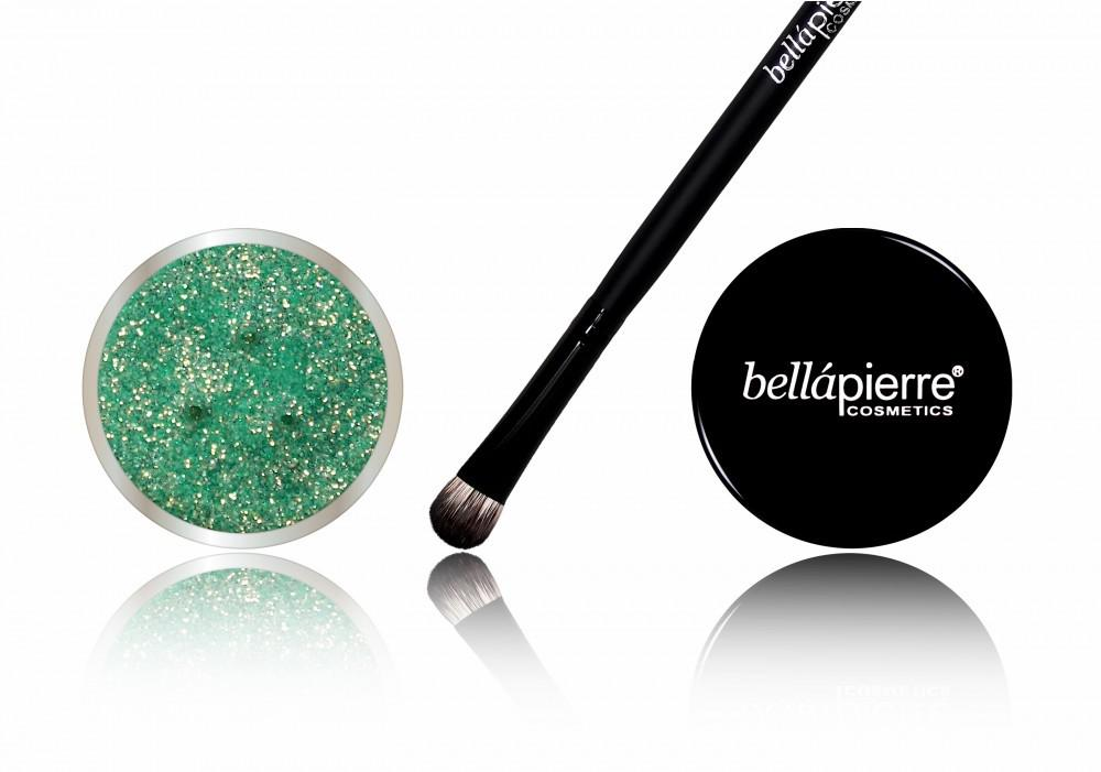 Sclipici Cosmetic Profesional Bellapierre - Greena
