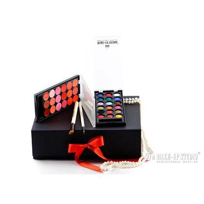 Set Profesional Charming Colours Make Up Studio