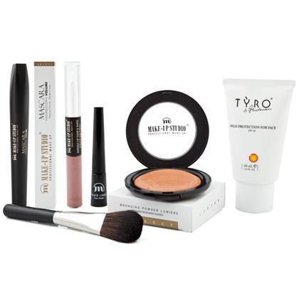 Set Profesional Summer Beauty Make-up Studio