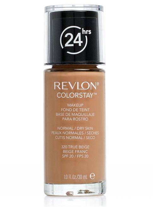 Fond De Ten Revlon Colorstay Dry Skin - 320 True B