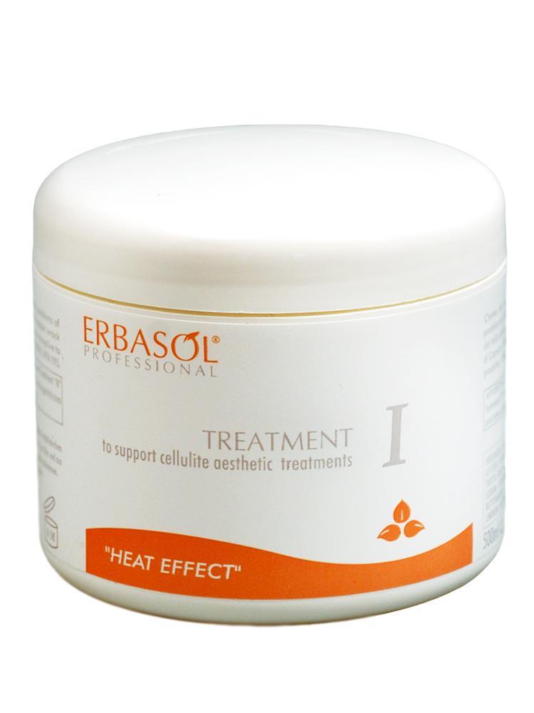 Crema Pentru Corp Erbasol Anticelulitica - 500 Ml