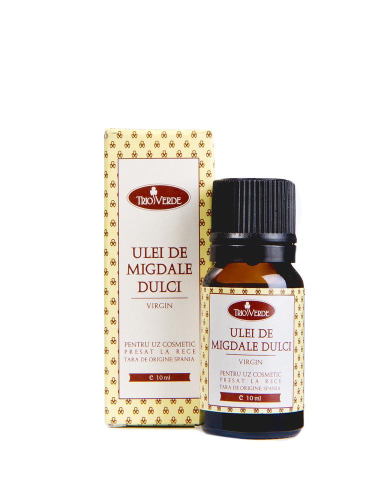 Ulei De Migdale Dulci Trio Verde - 10 Ml